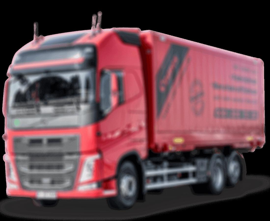 LKW Fahrer werden + LKW Fahrer Ausbildung in Berlin